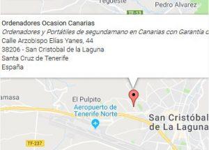 Ordenadores Ocasión Canarias